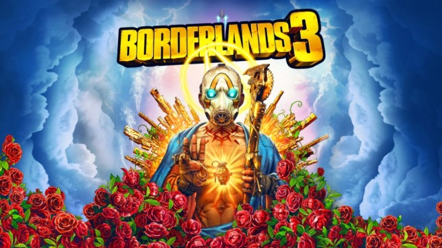 What song is in the Borderlands 3 cinematic launch trailer?