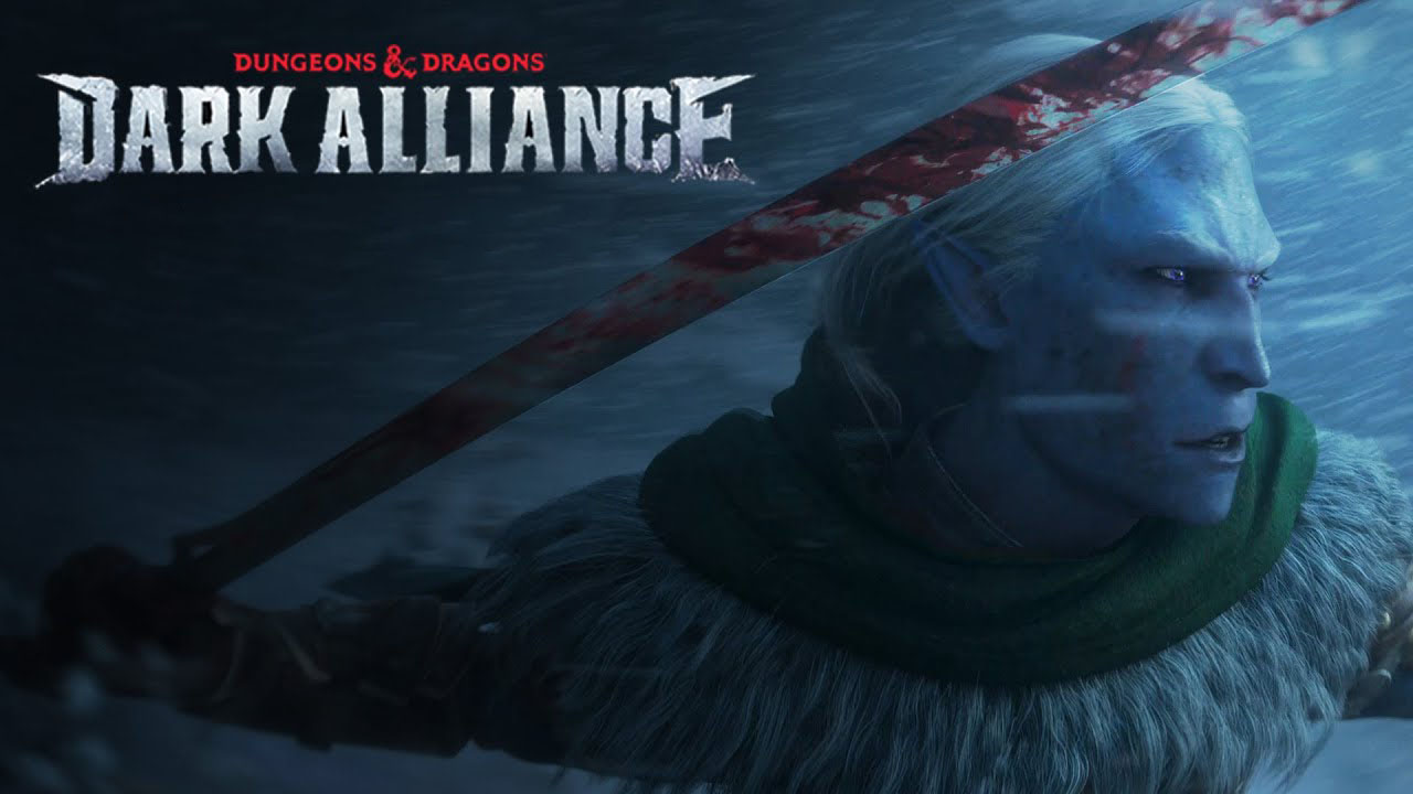 Dark Alliance Announced — Dungeons and Dragons